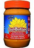 SunButter Natural Sunflower Spread No Sugar Added -- 16 oz