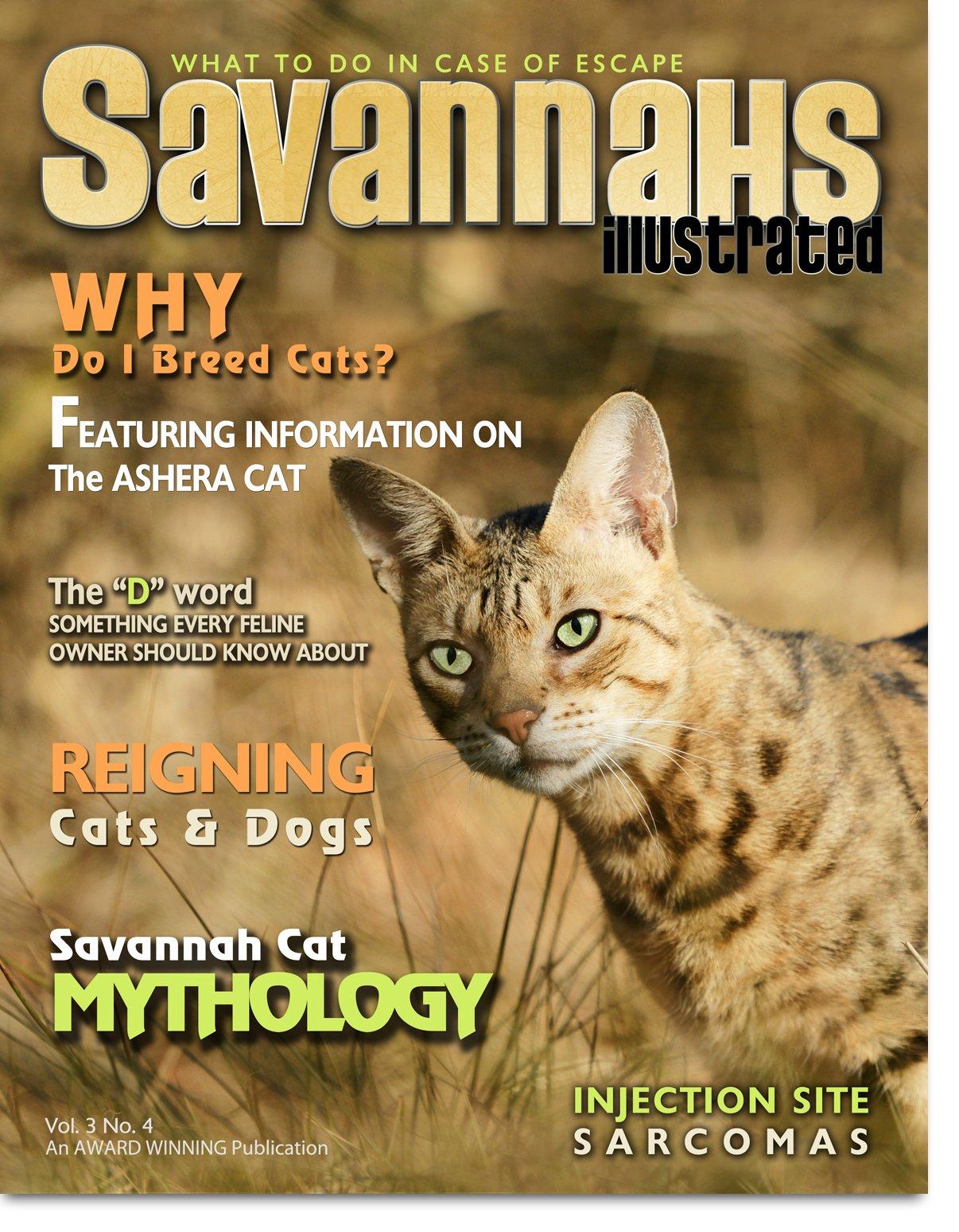 Read Online Savannahs Illustrated Savannah Cats Call of Duty pdf epub
