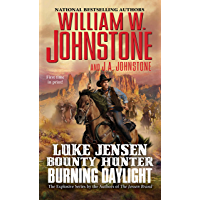 Burning Daylight (Luke Jensen Bounty Hunter Book 7)