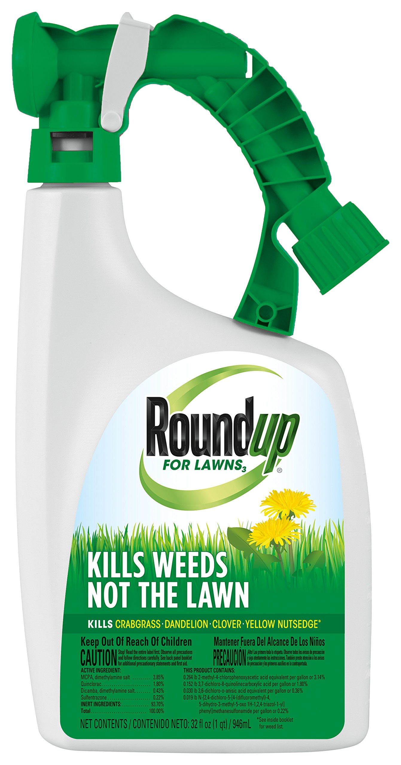 Roundup For Lawns RTS (Northern) - 32oz by Roundup