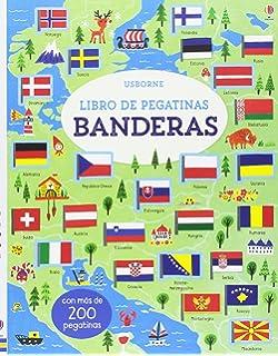 Todos los países, capitales y banderas del mundo: Amazon.es: Niños inteligentes: Libros