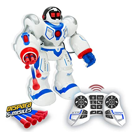Xtreme Bots - Trooper Bot - Remote Control by PlayVisions (30039