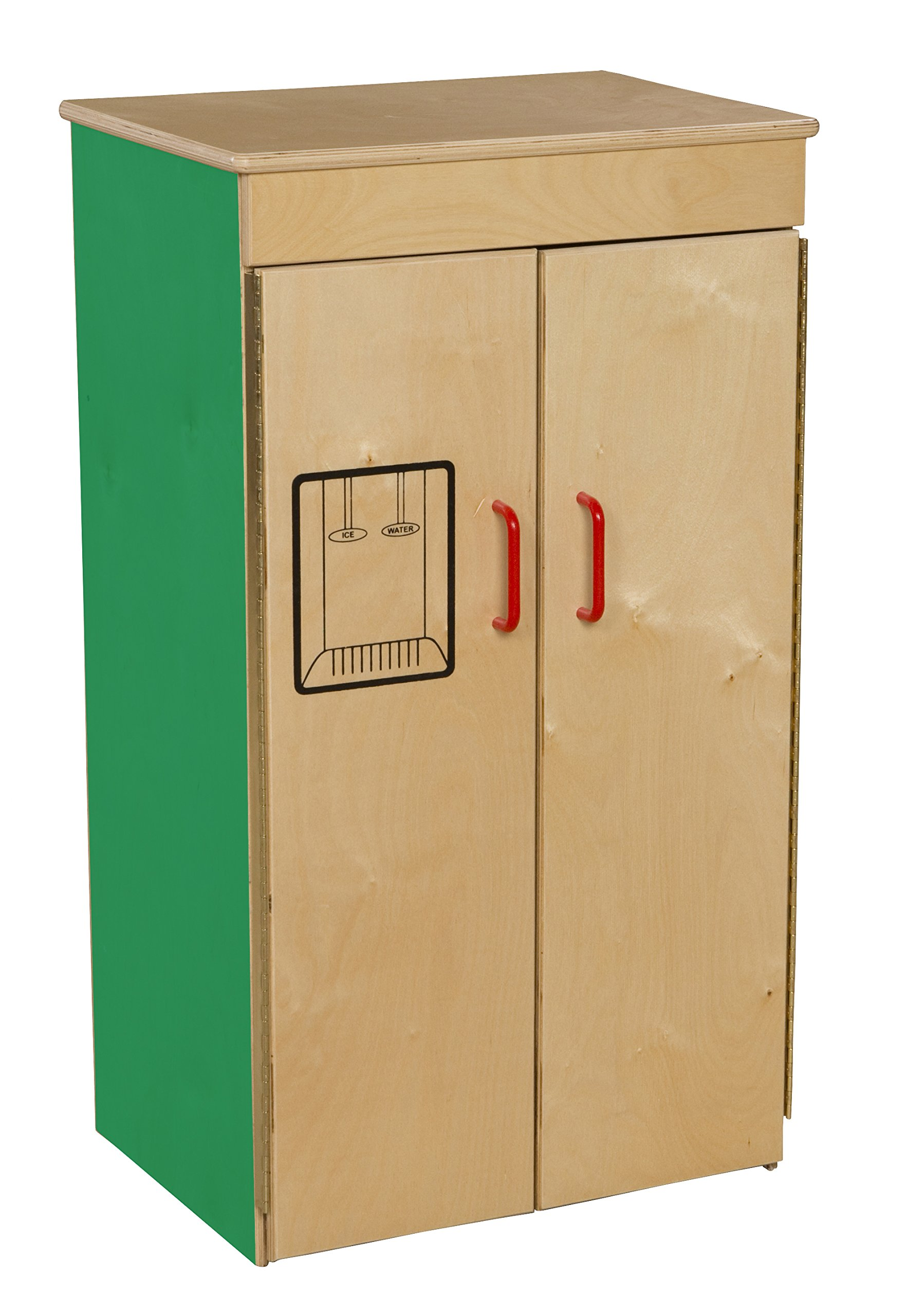 Healthy Kids Colors WD10400G Green Apple Refrigerator
