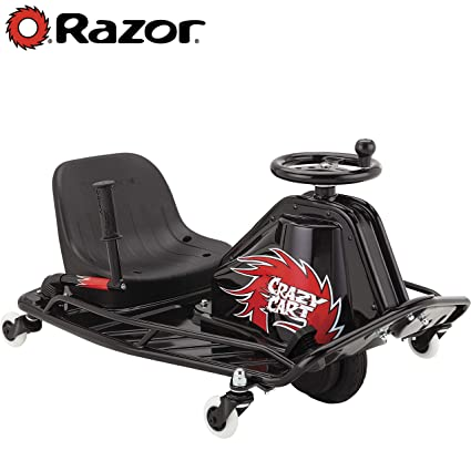 Amazon.com: Maquinilla de afeitar Deluxe Crazy Cart: Sports ...