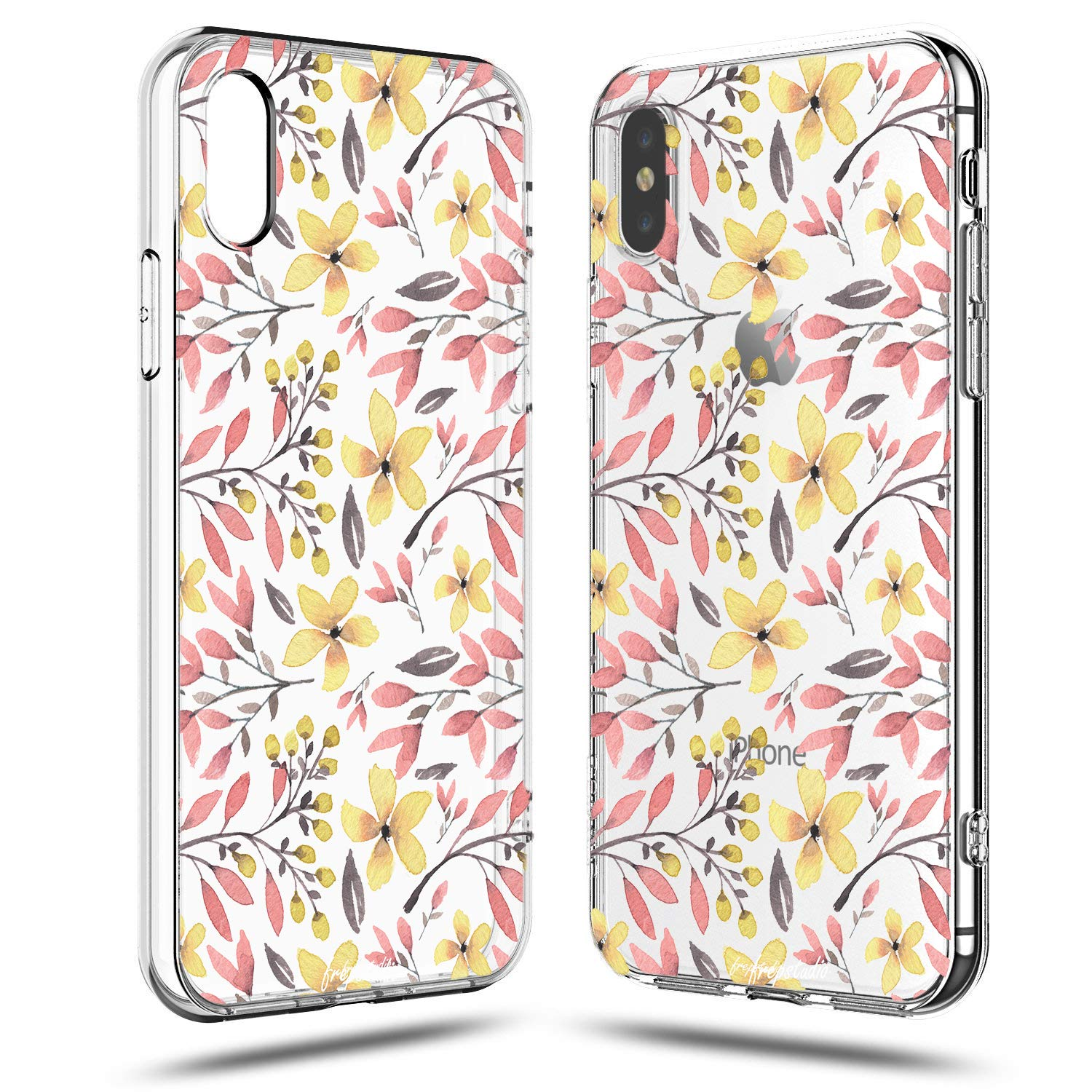 iphone xs max case leaves