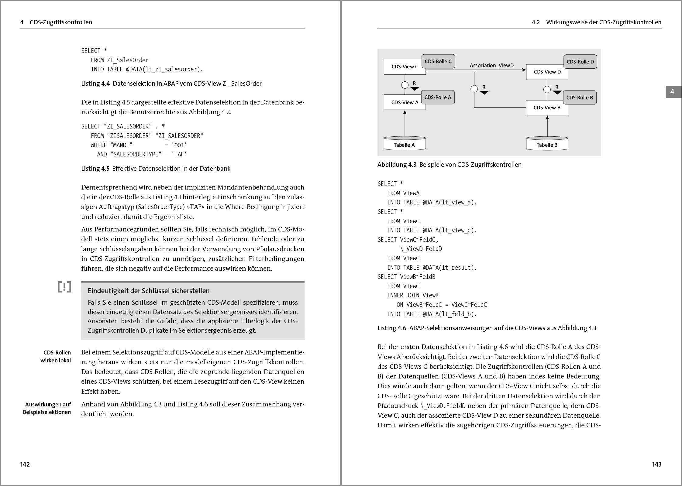 Core Data Services für ABAP: CDS-Views und Datenmodelle für