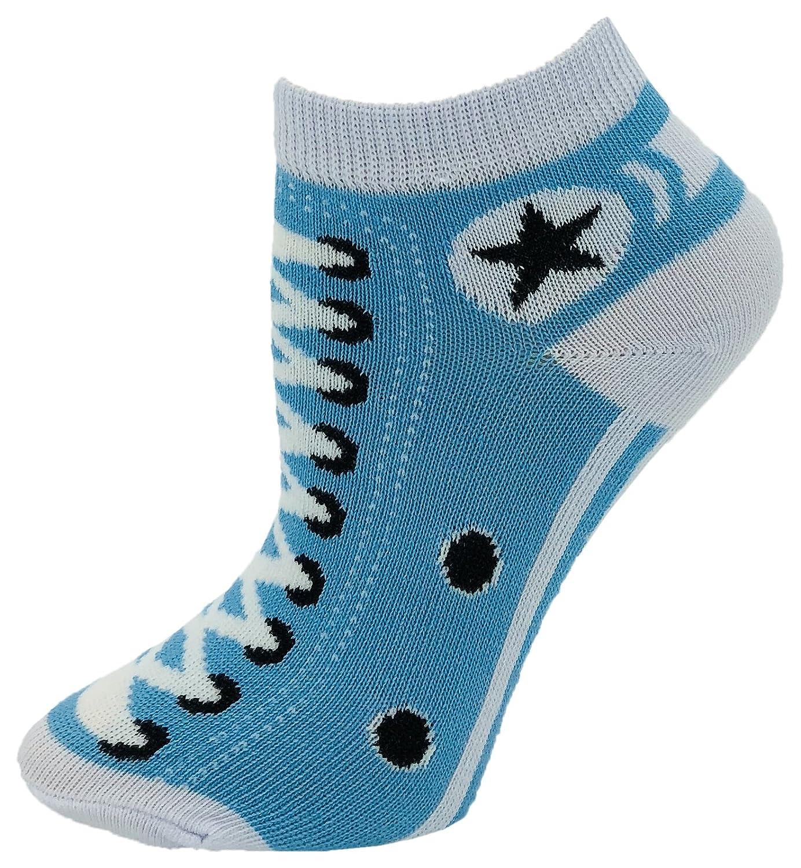 12 Pairs Colorful Cute No Show Fun Sport Sock Children Boys /& Girls Bulk Kids Ankle Socks