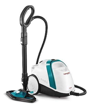 100 gradi vapore pulizia  Polti Vaporetto Smart 100_T Pulitore a Vapore, Autonomia illimitata ...