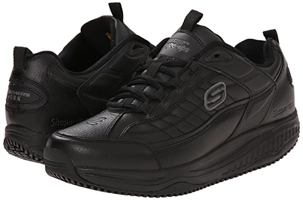 605bea37 Amazon.com   Skechers for Work Men's Shape Ups Exeter Work Shoe   Shoes