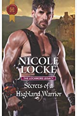 Secrets of a Highland Warrior (The Lochmore Legacy Book 4) Kindle Edition