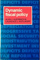 Dynamic Fiscal Policy Hardcover