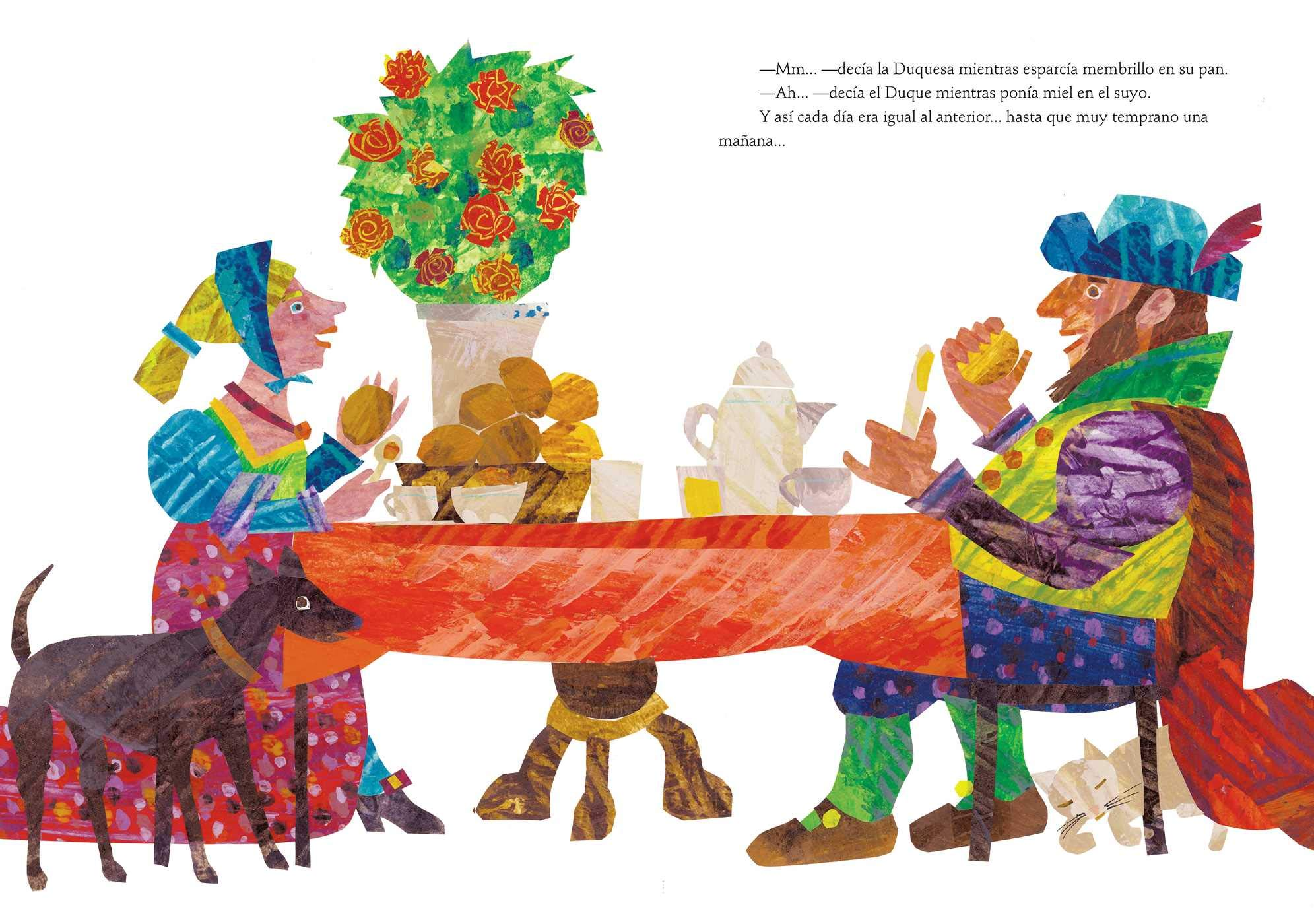 Walter el panadero (Walter the Baker) (The World of Eric Carle) (Spanish Edition): Eric Carle: 9781534432819: Amazon.com: Books