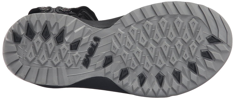 Teva Women's W Terra Fi Lite Sandal B018S2WWK2 6.5 B(M) US|City Lights Black/Pastel