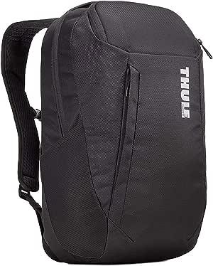 Thule Accent - Mochila de 20L, color negro: Amazon.es: Informática