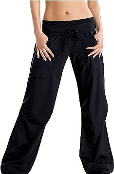 GWinner - Shorts - para Mujer Negro Negro: Amazon.es: Ropa y ...