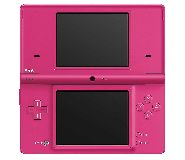nintendo dsi pink the image kid has it. Black Bedroom Furniture Sets. Home Design Ideas