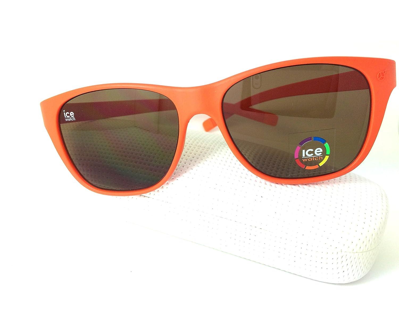 Ice Watch Eyewear - Lunettes de soleil - Homme Orange orange  Amazon.fr   Vêtements et accessoires 005e1c5eac9a