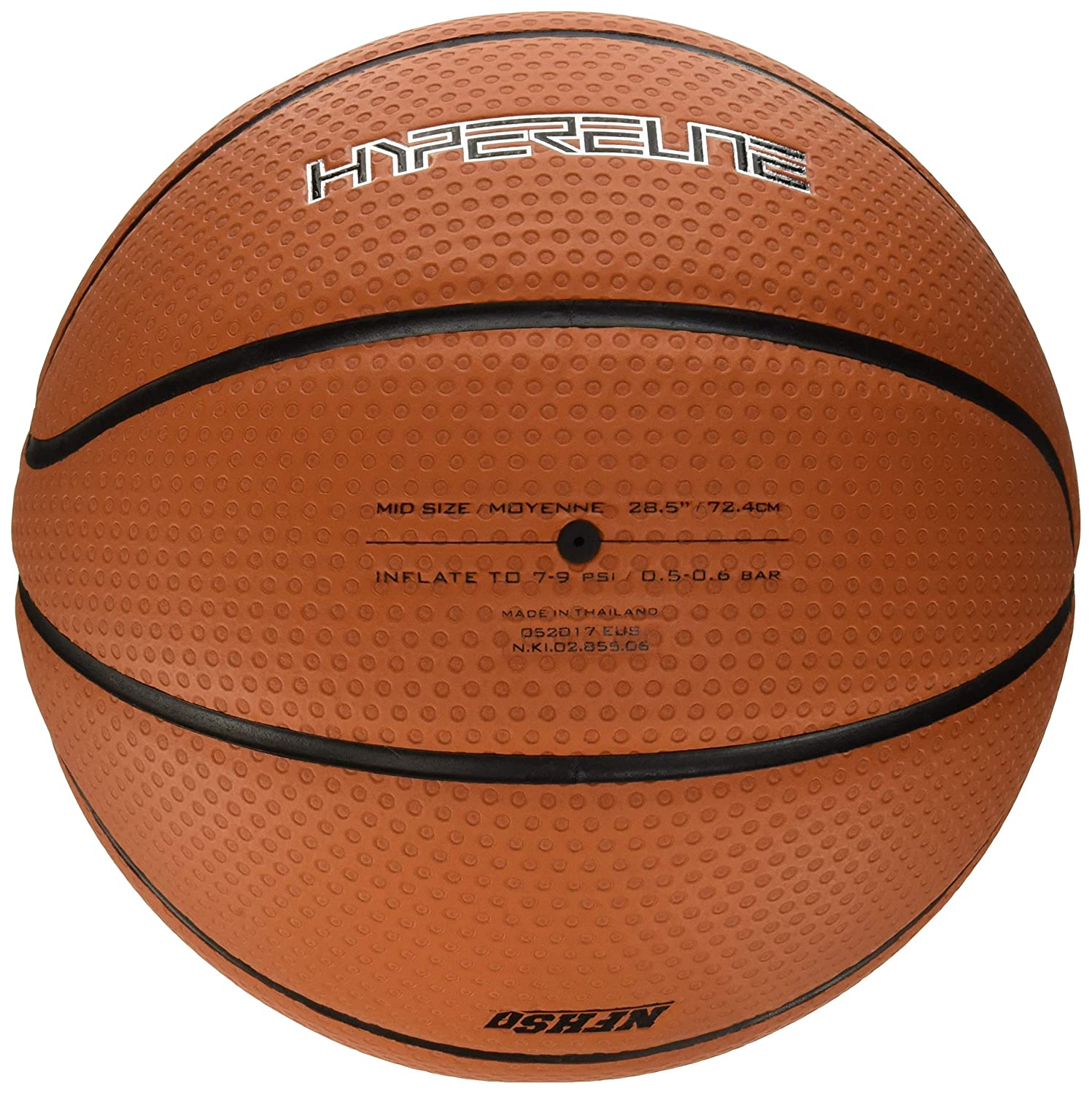 save off 9b073 21929 Amazon.com   NIKE Hyper Elite Official Basketball (29.5)   Sports   Outdoors
