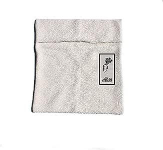 Standard Vejibag, Organic Cotton, Reusable Vegetable Crisper Bag (Single Bag,11 inches X 12 inches)