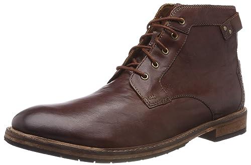 Clarks Clarkdale Bud, Botines para Hombre: Amazon.es: Zapatos y complementos