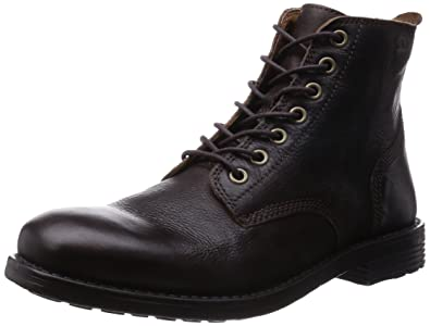 Clarks Faulkner Rise, Boots Homme - Marron (Walnut), 42 EU (8