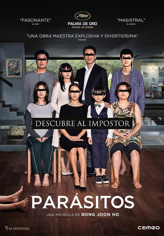 Parásitos [DVD]: Amazon.es: Kang-Ho Song, Sun-Kyun Lee, Yeo-Jeong Jo, Bong Joon Ho, Kang-Ho Song, Sun-Kyun Lee: Cine y Series TV