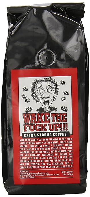 Wake the fuck up coffee Nude Photos 57