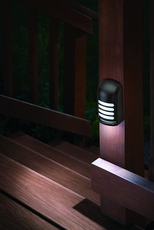 Amazon battery operated motion activated led deck and stair amazon battery operated motion activated led deck and stair light bronze home improvement aloadofball Choice Image