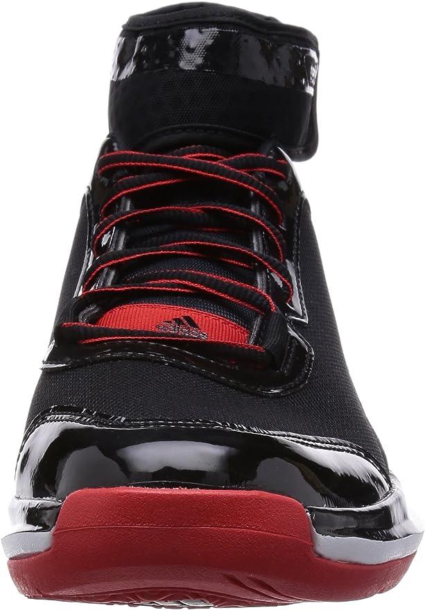 adidas Chaussures de Basket Crazy Ghost 2015 NoirRouge