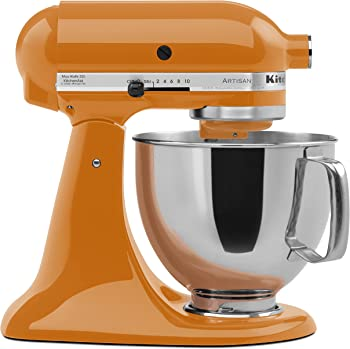 KitchenAid KSM150PSTG Artisan Mixer with Pouring Shield