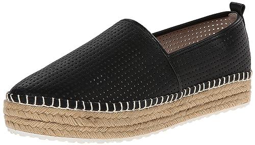 STEVE MADDEN CHOPPUR, Alpargatas para Mujer, Black, 38 EU: Amazon.es: Zapatos y complementos