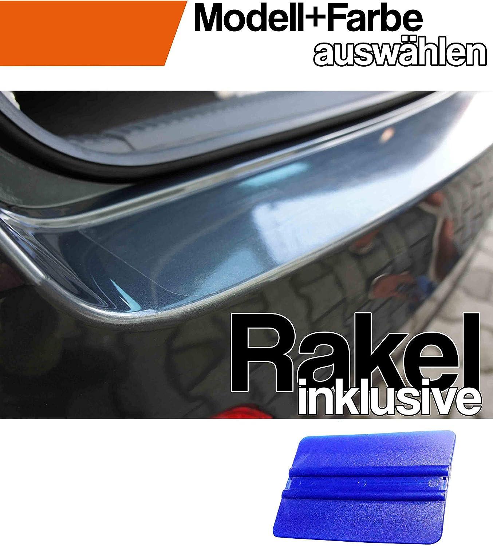 Octavia 3 Kombi Ladekantenschutz Lackschutzfolie Mit Profi Rakel Von Ccw In Transparent Auto