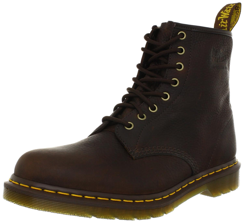 Dr. Martens 1460 8 Eye Boot B000VWSXAQ 8 F(M) UK / 10 B(M) US Women / 9 D(M) US Men|Bark
