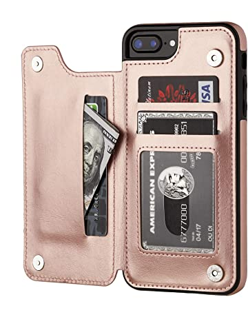 45793dbb6b46 iPhone 7 Plus iPhone 8 Plus Wallet Case with Card Holder