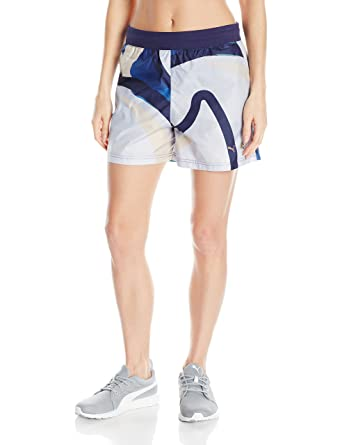 50e71b5e2dc6 PUMA Women s X Careaux Shorts at Amazon Women s Clothing store