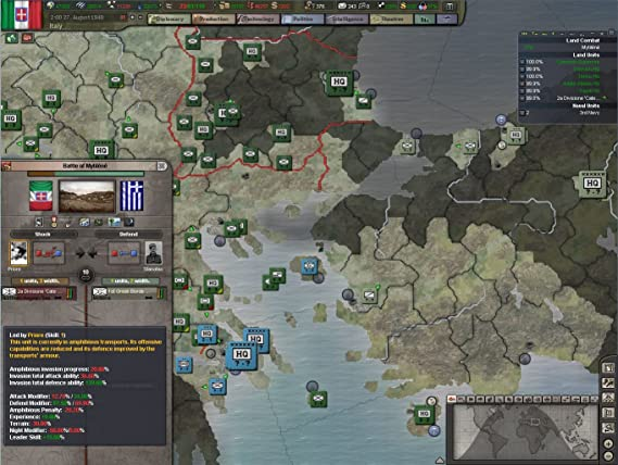 Hearts of Iron III: Their Finest Hour: Amazon co uk: PC