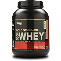 Optimum Nutrition  100% Whey Gold Standard, Mocha Capuccino, 5 lb