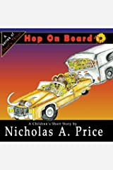 Hop on Board: A Series of Ghastly Things Book 1 Paperback