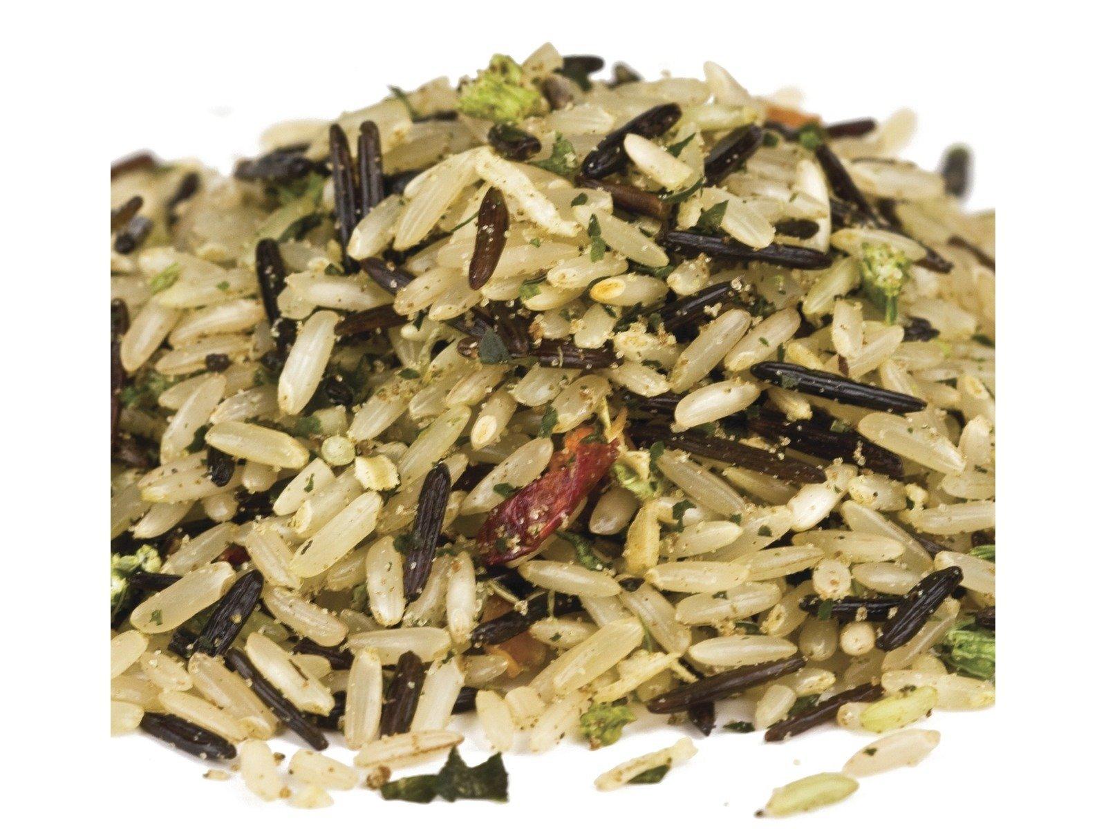 Brown & Wild Rice Pilaf 5 lbs. [Pack of 3] by Bulk Foods Inc.