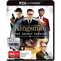 Kingsman: The Secret Service (4K Ultra HD)