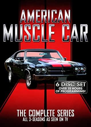 american muscle car the complete series