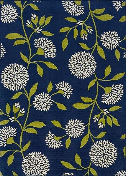 Oriental Weavers 8327L Caspian Outdoor/Indoor Area Rug