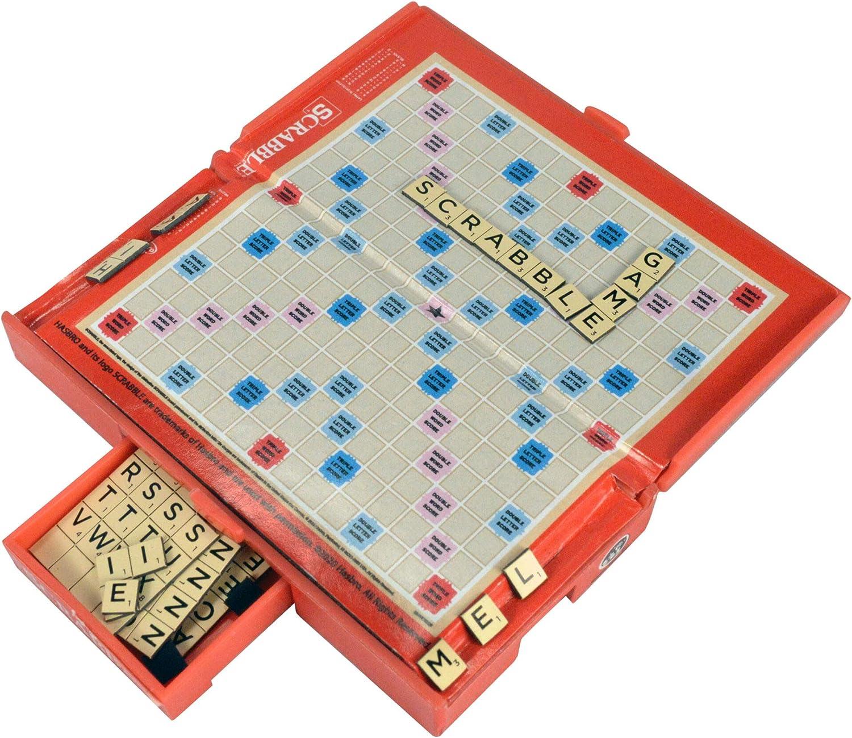 Worlds Smallest Scrabble Crossword Game