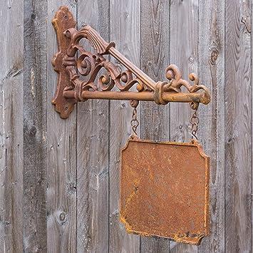 Antikas - 23kg cartel con soporte para puerta - poste de ...