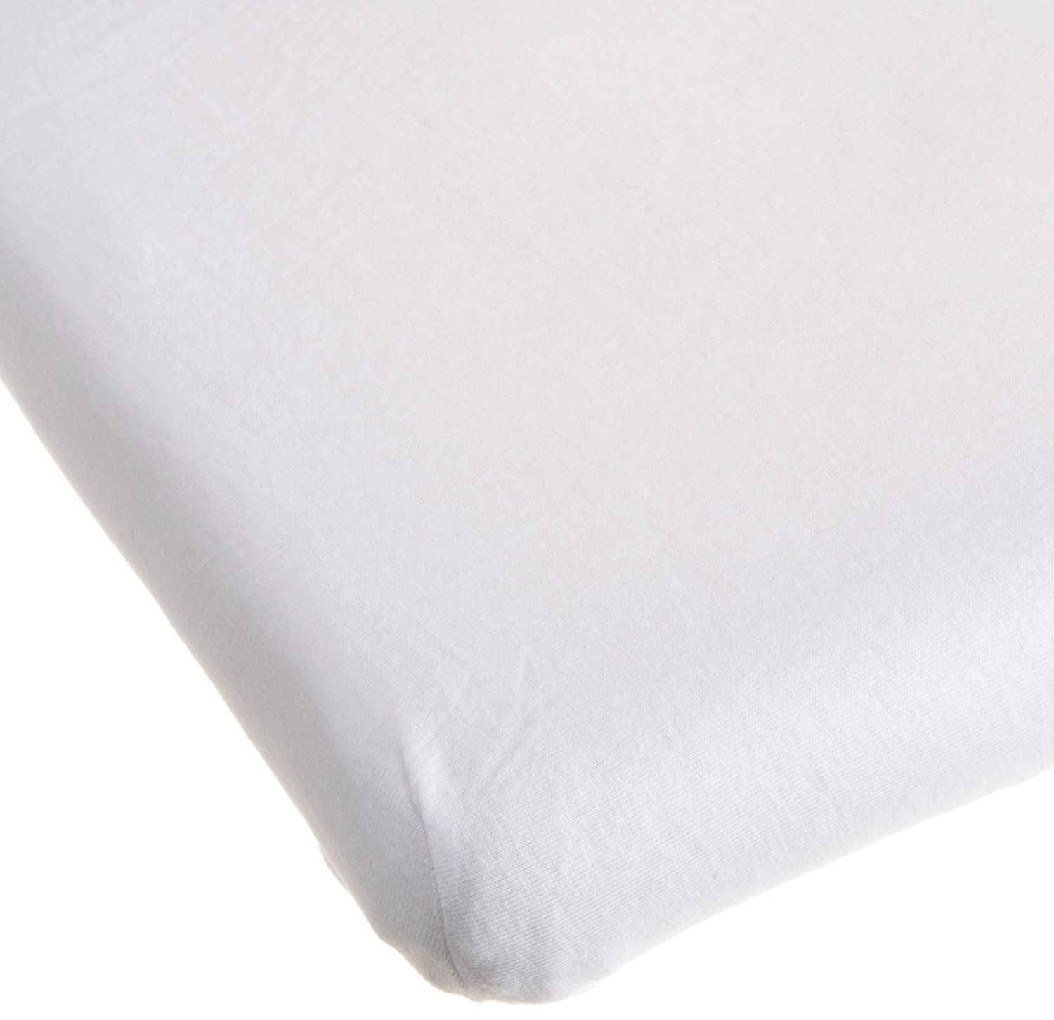 Carters Easy Fit Jersey Cradle Fitted Sheet, White (Discontinued by Manufacturer) Kids Line C119CFS For-B001CWKC7G-xs