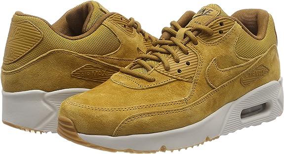 Nike Men's Air Max 90 Ultra 2.0 Shoe, WheatLight BoneGum