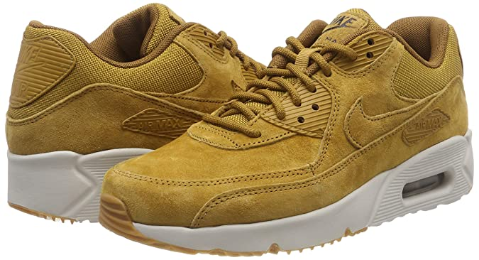 | NIKE Men's Air Max 90 Ultra 2.0 Shoe, Wheat
