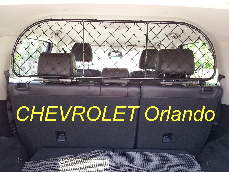 garantie! pour chiens et bagage S/ûr Filet Grille de s/éparation coffre Ergotech RDA65-L confortable pour votre chien