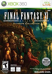 Final Fantasy XI The Ultimate Collection - Xbox 360     - Amazon com