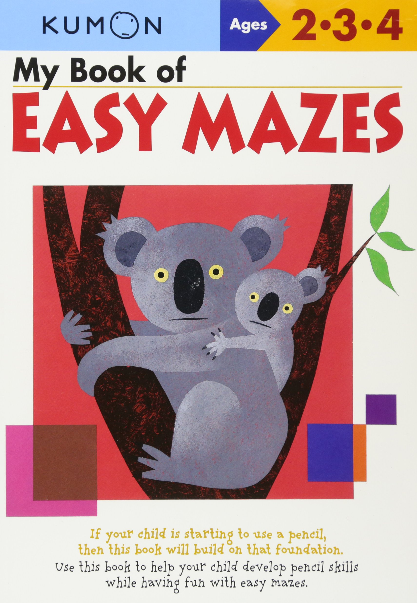 Buy My Book Of Easy Mazes (Kumon Workbooks) Book Online at Low ...